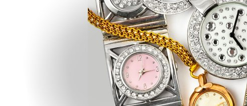 Wrist watches for woman